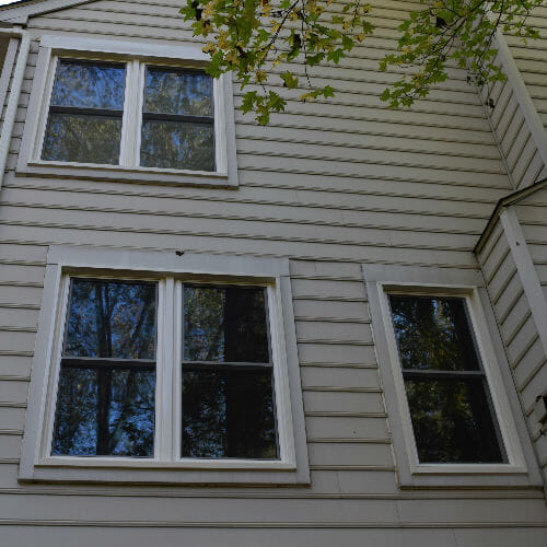Columbia home side windows after replacement