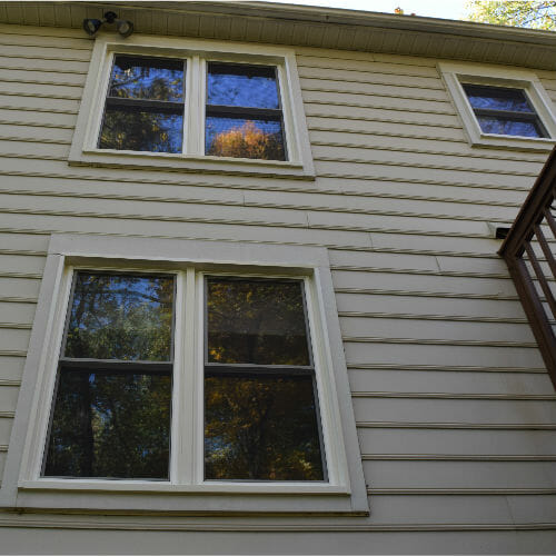 Columbia back windows after replacement