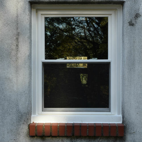 Severn home side window after replacement