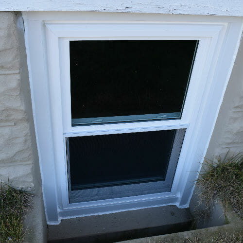 Severn home window after replacement