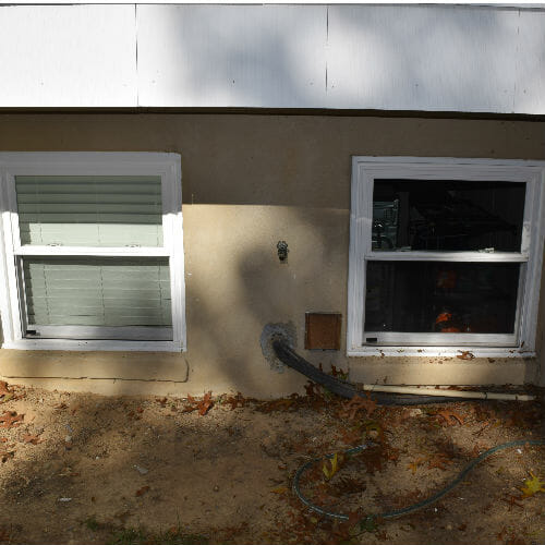 Jessup Home Back Windows Replaced
