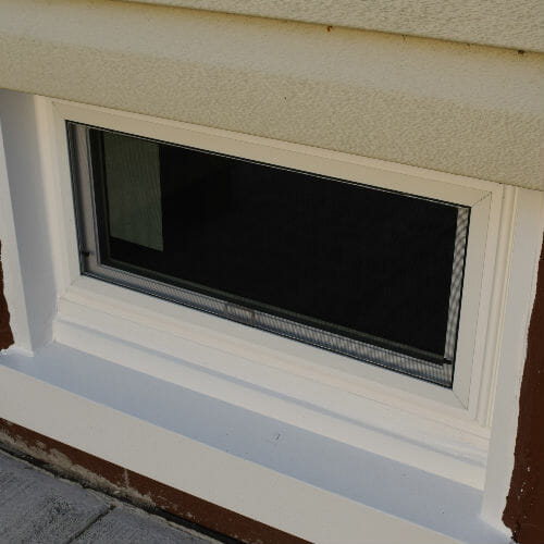 Baltimore home after window replacement