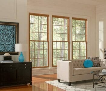 Energy efficient replacement wood windows